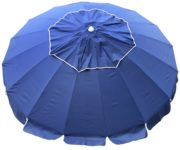 large beach umbrella navy