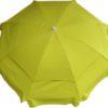 6.5' beach umbrella yellow