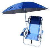 beach chair with umbrella rio