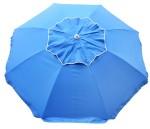 Beach umbrella royal blue