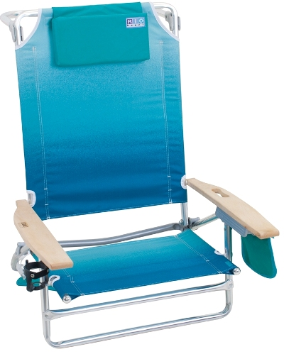 big kahuna beach chair teal