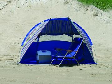 Calypso beach cabana
