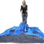 Castaway beach tent sequence 1