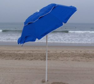 PortaBrella portable beach umbrella
