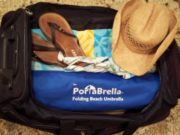 PortaBrella is designed for travel-ready and suitcase-able
