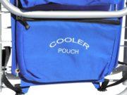 rio backpack beach chair cooler