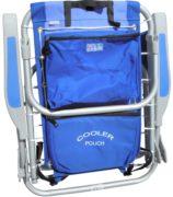 rio backpack beach chair fold