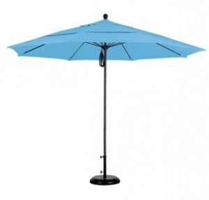 11 Foot Aluminum Pacifica Patio Umbrella