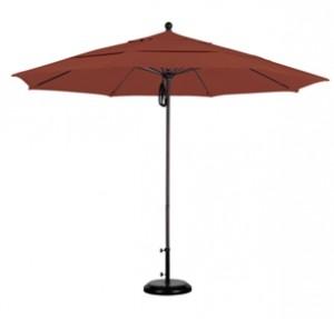 11 Foot Aluminum Sunbrella AA Patio Umbrella