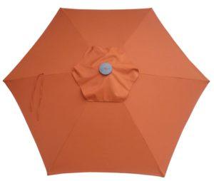6 Rib Tuscan Orange or Protexure