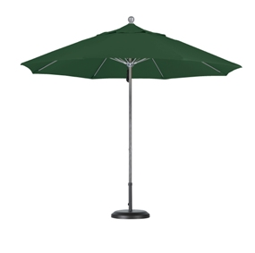 9' Aluminum Olefin Patio Umbrella