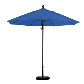 9' Aluminum Sunbrella A Patio Umbrella
