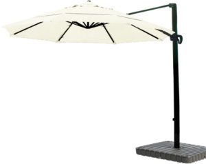 11' Aluminum Cantilever Sunbrella A Patio Umbrella
