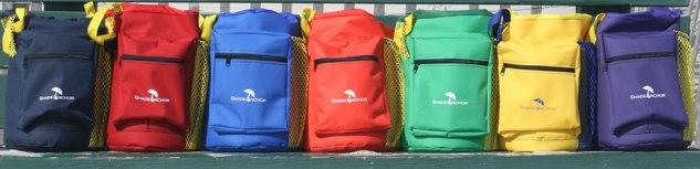 Shade Anchor Bag Colors