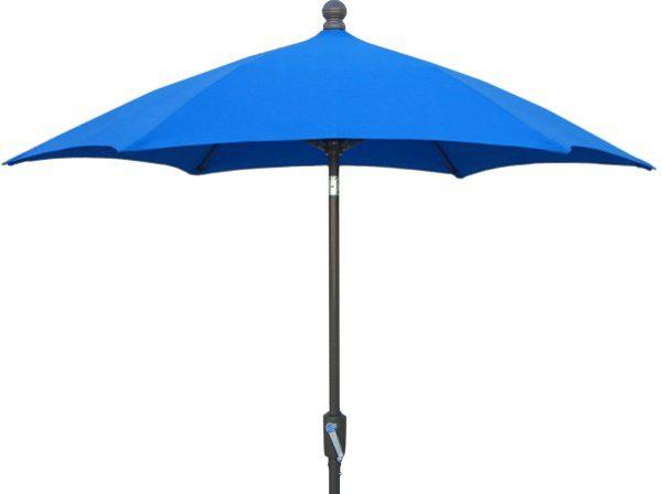 7.5′ Aluminum Terrace Patio Umbrella