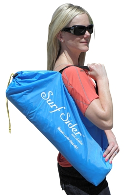 Oversized carry bag for your beach tent