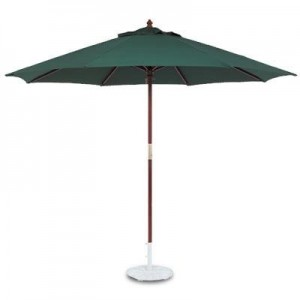 11 ft Wood Umbrella