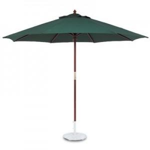11 Wooden Patio Umbrella Shadeusa