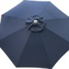 Navy Blue poly or Protexture