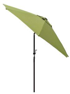 9' Aluminum Auto Tilt Umbrella