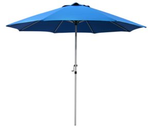 9' Aluminum Commercial Grade Umbrella