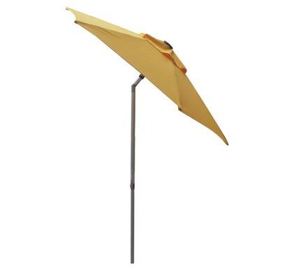 6.5 Foot Aluminum Umbrella with Tilt