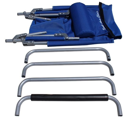 Break Away Chair Disembled Travel Ready Portable Beach