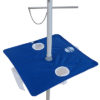 Patented integrated pop open table