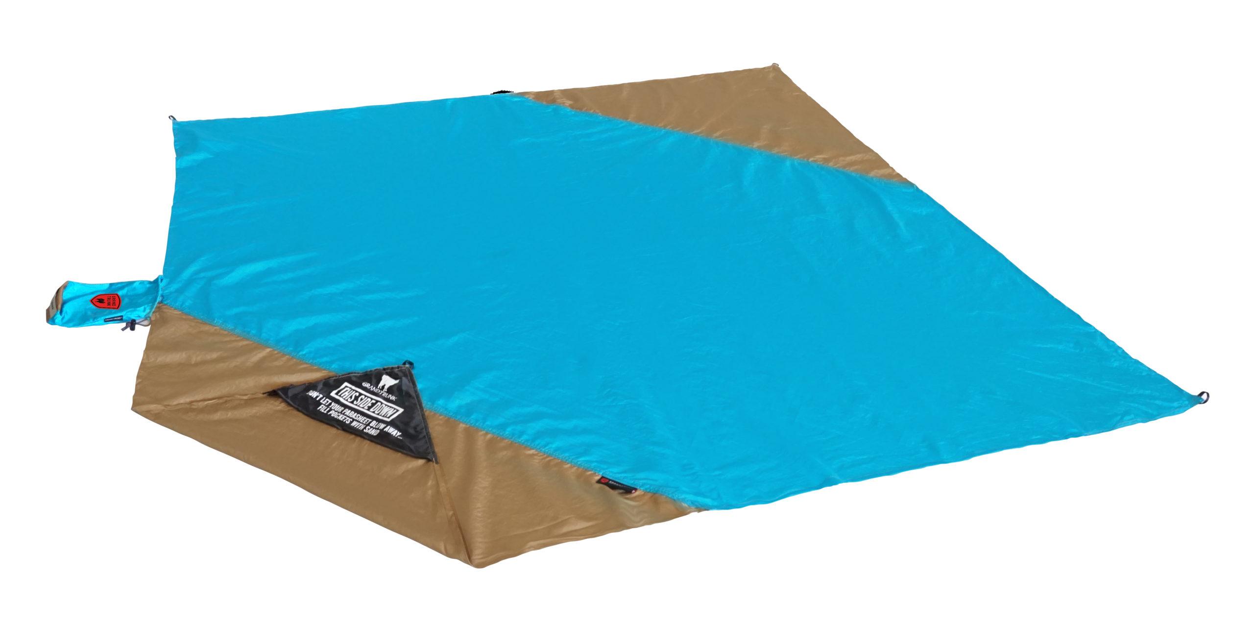 ParaSheet ultra lightweight beach blanket
