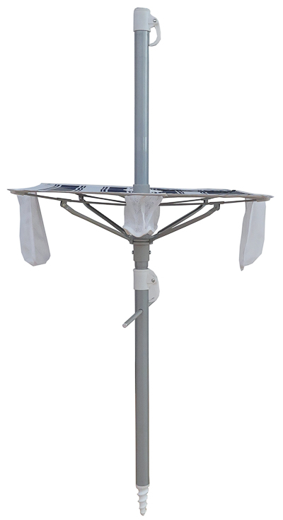 Replaces one of PortaBrella's center pole sections