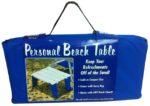 personal beach table bag