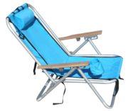 Rio SC540 Backpack Beach Chair Aqua Blue