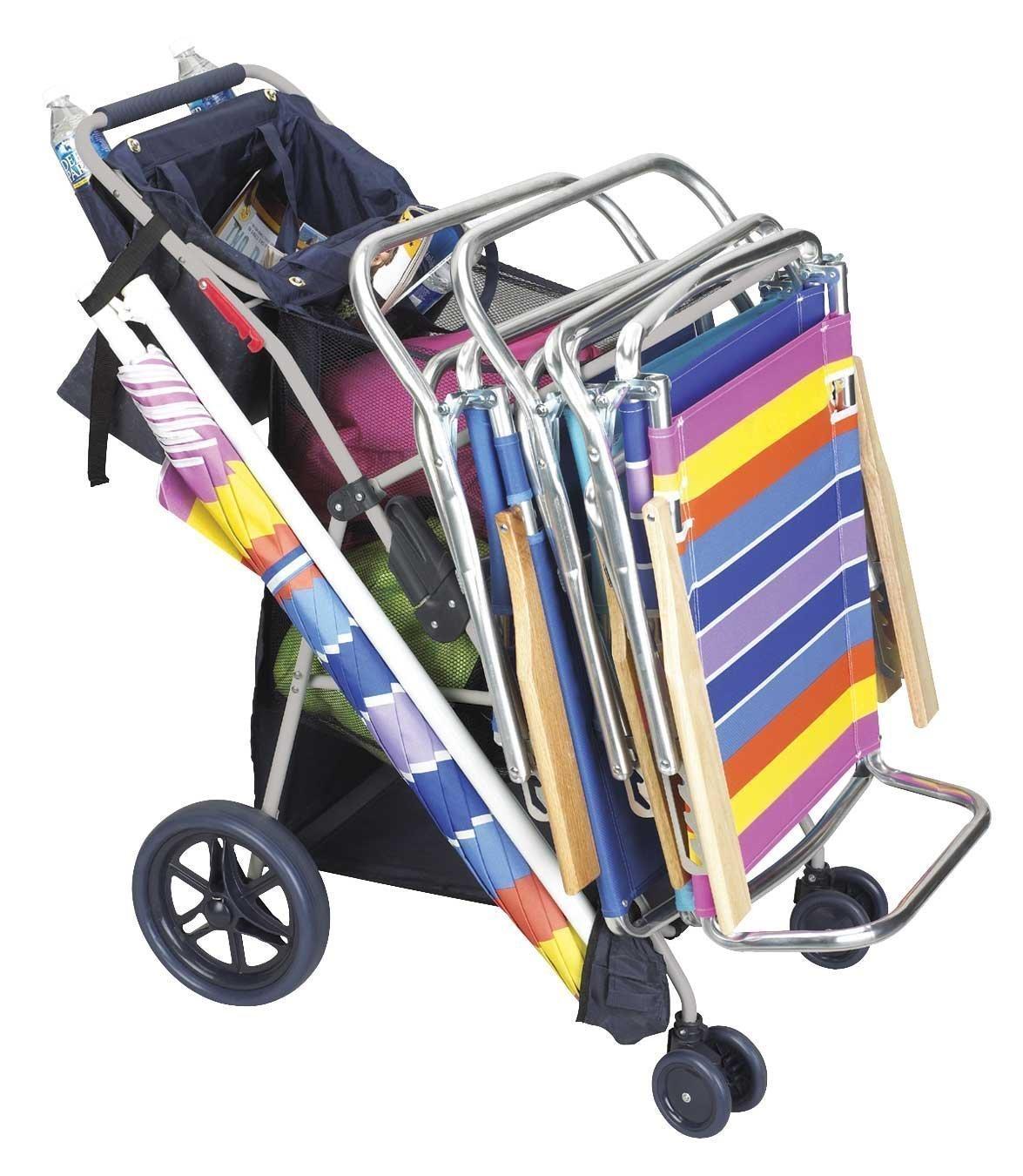 Wonder Wheeler Beach Cart