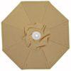 Sunbrella Brass