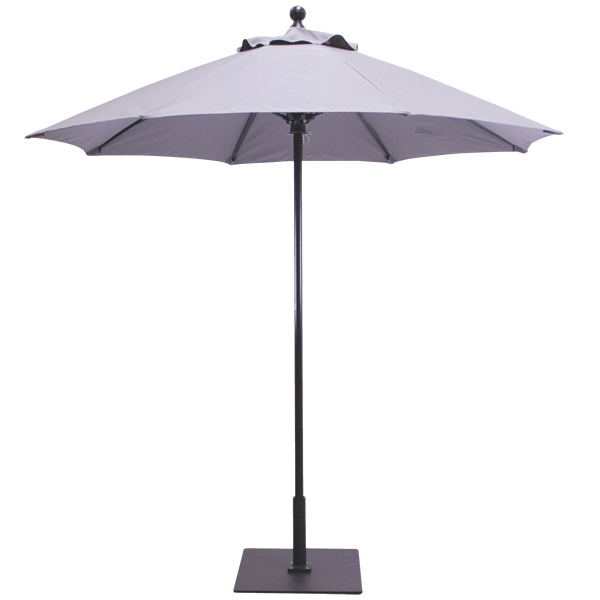 Sunbrella Commercial Umbrella Galtech 725