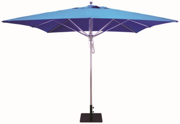 10x10 Square Commercial Umbrella Galtech 792
