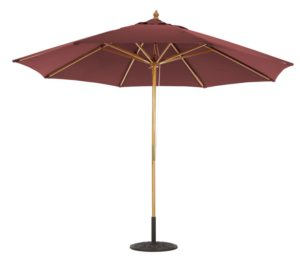 11 Wood Umbrella Galtech 183