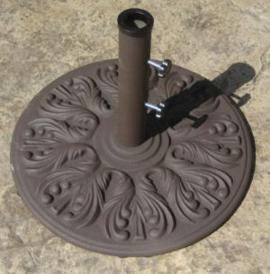 Cast Iron Base Galtech 40