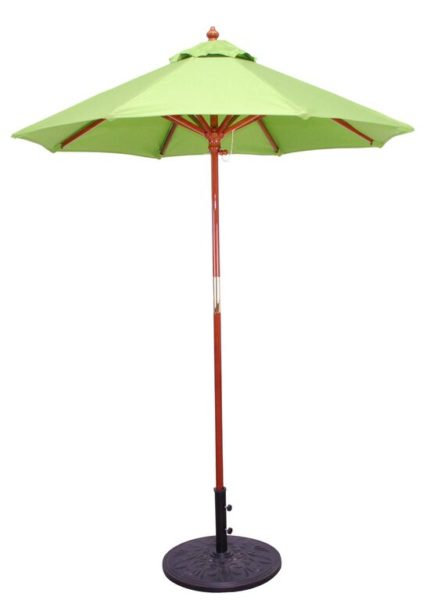6 Wooden Umbrella Galtech 211