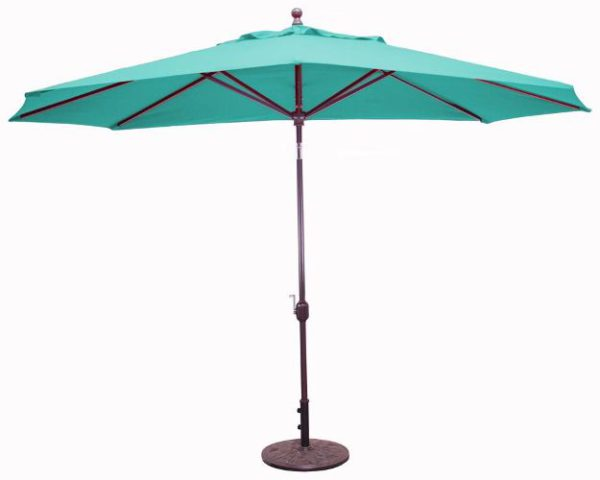 8x11 Auto Tilt Deluxe Umbrella Galtech 779