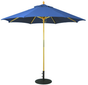 9 Wood Umbrella galtech131