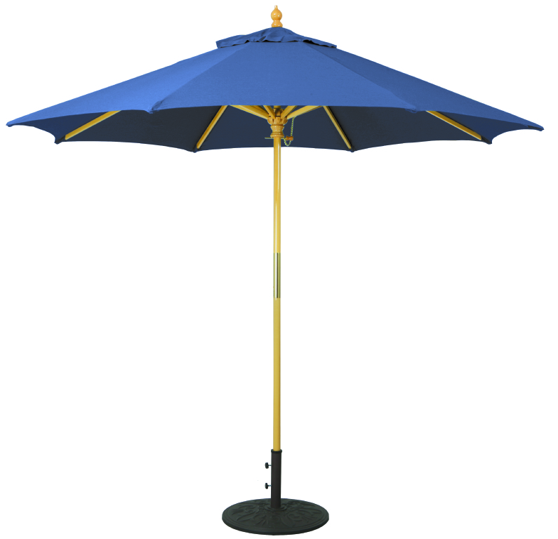 9 Wood Umbrella galtech131