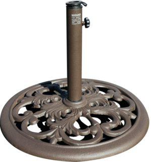 Cast iron base 30lbs