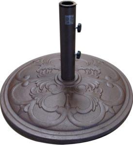 cast iron base 45lbs