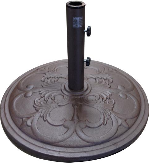 Cast Iron Patio Umbrella Stand 45 Pounds