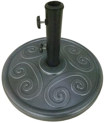 umbrella base iron