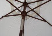 wood umbrella frame 6.5 foot