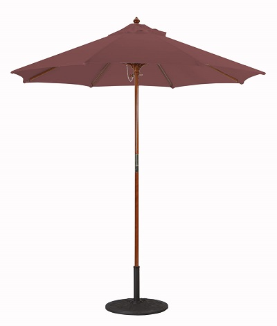 Galtech 121-221 Sunbrella Burgundy