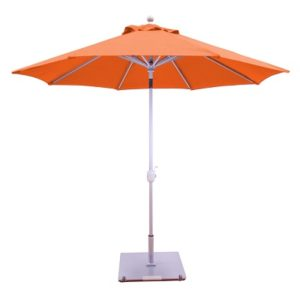 Galtech 738 driftwood look 9' patio umbrella