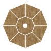 Sunbrella A Straw Linen